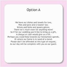 cash gifts on wedding invite 21 best
