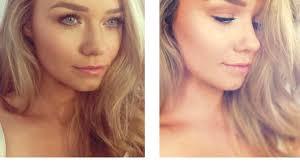 natural and glowing makeup tutorial