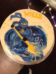 Jay from Lego Ninjago | Cake, Lego ninjago, Birthday cake