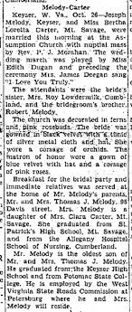 Joseph Melody 10-26-1936 - Newspapers.com