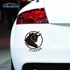 Astrology Taurus Stickers Window Decal Vinyl Car Decals Modern Car Window Zp0496 Car Stickers Aliexpress