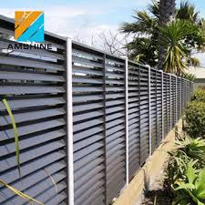 Aluminum Screen Wall Louver Fence Panels Fence Gates View Aluminum Screen Wall Amshine Product Details From Su Zhou Amshine Building Material Co Ltd On Alibaba Com