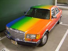 A Brief History Of Car Colors — And Why Are We So Boring Now?