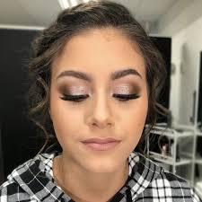 dark hair dark eye color eye makeup