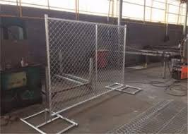 6 X12 Height 1830mm X 3650mm Width Temporary Construction Fence Panels Outer Tubing 1 32mm Spacing 57mm X 57mm For Sale Construction Fence Panels Manufacturer From China 106877116
