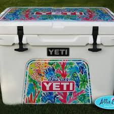 Skin Decal Wrap For Yeti Tundra Or Roadie Cooler 20 Qt 45 Qt Etsy