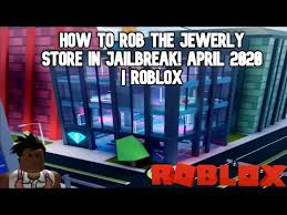 how to rob the jewelry in