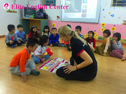 Trung tâm tiếng anh trẻ em ở Đại Từ - trung tâm tiếng anh Elite