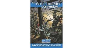 Fate Freeport Companion by Brian Engard
