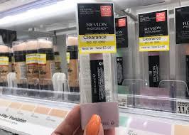 revlon makeup as low as free at target