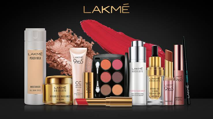Image result for Lakme: makeup""