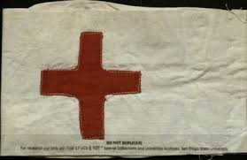Power (Effie May) Collection; Box 1, Virtual Folder 7: Red Cross Armband |  Special Collections & University Archives