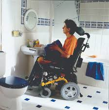 mobility aids for bathroom how to use them