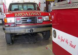Broadway Fire Adds In God We Trust Decals News Dnronline Com