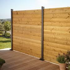 Blooma Neva Fence Slat W 1 79 M H 0 13m Garden Furniture Plans Wood Fence Design Fence Design
