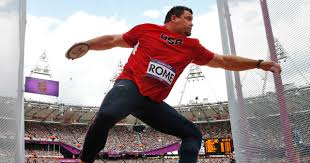 two time olympian jarred rome s
