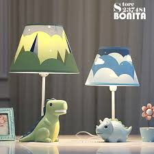 Dinosaur Dimmable Led Table Lamp Children S Room Bedside Night Light Boy Reading Lamp Christmas Gift Girlfriend Kids Present Led Table Lamps Aliexpress