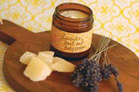 lavender beeswax hand cream recipe