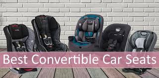 the best convertible car seats of 2020