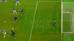 Fabio Quagliarella Backheel Goal Vs Napoli