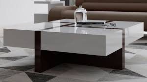 mcintosh square coffee table with
