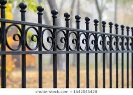 Metal Gate Images Stock Photos Vectors Shutterstock