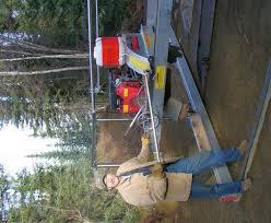peterson portable sawmills