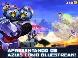 Angry Birds Transformers v1.49.3 Apk Mod [-Infinite Money]