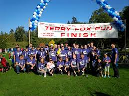 TFRI Launches 2019 Terry Fox Run Challenge