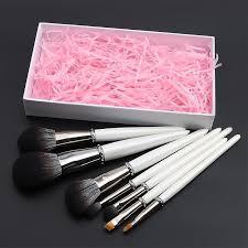 super soft makeup brush set high