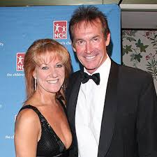 GMTV Doctor Hilary Jones cheated on wife with TV beauty Sue Moxley ...