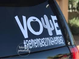 Vote Remember In November Rememberinnovember Redfored Etsy