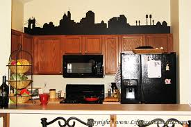 Kansas City Skyline Decals Wall Decor Kansas City Decals Vinyl Wall Decals