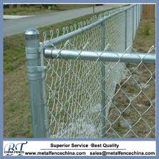 China Commercial Galvanized Chain Link Fence For Sale China Wire Mesh Fence Wire Netting