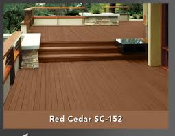 Behr Red Cedar Solid Deck Stain Staining Deck Deck Stain Colors Porch Makeover