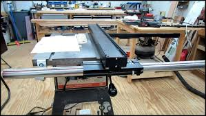 Aftermarket Rip Fences For Table Saws Table Saw Fence Craftsman Table Saw Diy Table Saw