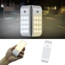 Đèn ngủ 12 LED gắn tường sạc cổng USB tiện dụng hàng chất lượng cao