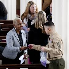 Remembering Crystal Hamilton > Marine Corps Base Quantico > News Article  Display