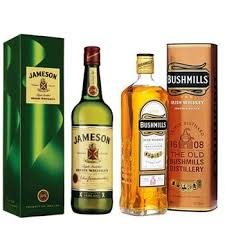 send american whiskey lover gift set to