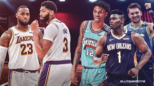 Lakers in the 2020 NBA Playoffs