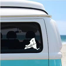 Buffalo Ny Car Decal Buffalo Vinyl Decal Ny State Decal Funny Car Decals Car Decals Vinyl Window Decals