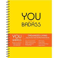 you are a badass engagement calendar andrews