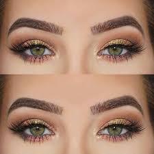 bridal makeup green eyes cat eye makeup