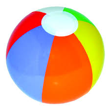 6 Beach Balls Kipp Brothers