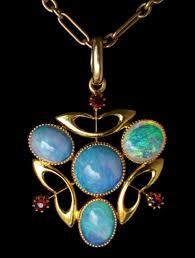Myrtle Bennett & Co. Pendant   Art nouveau pendant, Jewelry art, Art deco  jewelry