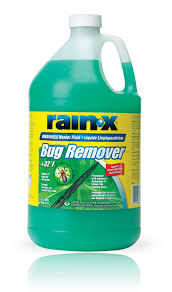 bug remover windshield washer fluid