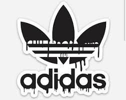Adidas Sticker Etsy