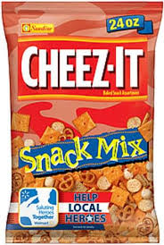 cheez it baked snack ortment snack