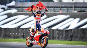 Motorcycling news - Marc Marquez seals his sixth MotoGP title in Thailand -  Eurosport