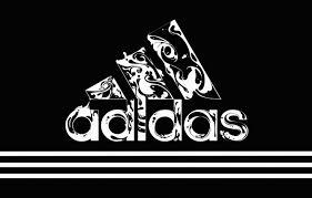 style background adidas logo adidas